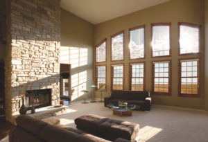 Sierra Pacific Double Hung Aluminum Clad Traditional Windows